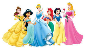 Personagens Princesas Disney